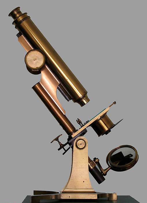 A Personal Review Of A Smith Amp Beck Microscope Ca 1856