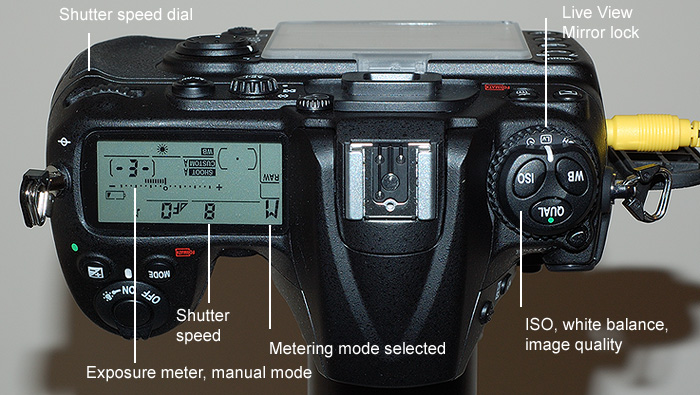 mic uk notes on trials of the live view mode of the nikon d300 rh microscopy uk org uk nikon d3400 operation manual nikon d300 user manual