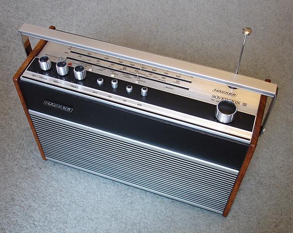 Refurbishing Old Radios
