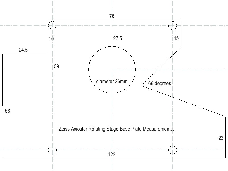 Mic-UK: A Simple Rotating Stage Attachment for the Zeiss Axiostar