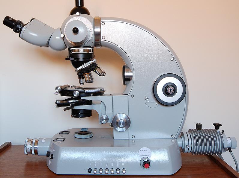 A Tour Around The Zeiss Photomicroscope III